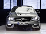 Pictures of Mercedes-Benz C 63 AMG Coupe Edition 507 (C204) 2013