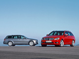 Pictures of Mercedes-Benz C-Klasse 203