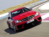 Mercedes-Benz C 63 AMG Black Series Coupe (C204) 2011 wallpapers
