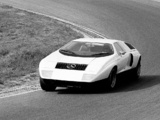 Mercedes-Benz C111-I Concept 1969 images