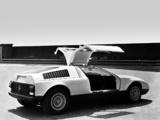 Mercedes-Benz C111-I Concept 1969 wallpapers