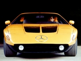 Mercedes-Benz C111-II Concept 1970 images