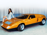 Pictures of Mercedes-Benz C111-I Concept 1969