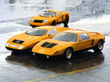 Mercedes-Benz C111 wallpapers