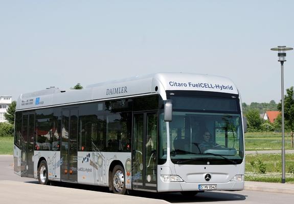 Mercedes Benz Citaro Le Fuel Cell Bus O530 2007 11