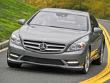 Photos of Mercedes-Benz CL 550 4MATIC (C216) 2010