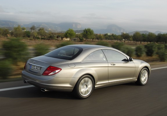 Mercedes C  Cl