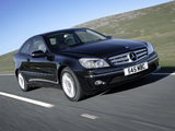 Images of Mercedes-Benz CLC 220 CDI UK-spec 2008–10