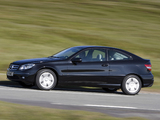Photos of Mercedes-Benz CLC 220 CDI UK-spec 2008–10