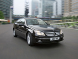 Pictures of Mercedes-Benz CLC 220 CDI UK-spec 2008–10