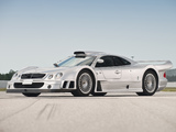 Mercedes-Benz CLK GTR AMG Road Version 1999 images