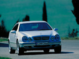 Images of Mercedes-Benz CLK-Klasse (C208) 1997–2002