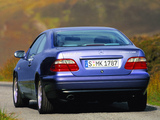 Images of Mercedes-Benz CLK 230 Kompressor (C208) 1997–2002