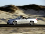 Images of Mercedes-Benz CLK 63 AMG Cabrio (A209) 2006–10