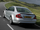 Images of Mercedes-Benz CLK 63 AMG Black Series UK-spec (C209) 2007–09