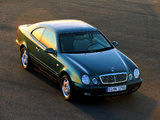 Mercedes-Benz CLK 200 (C208) 1997–2002 pictures