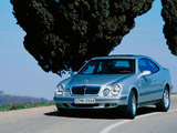 Mercedes-Benz CLK-Klasse (C208) 1997–2002 wallpapers