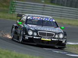 Mercedes-Benz CLK DTM (C208) 2000–02 wallpapers