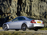 Mercedes-Benz CLK 63 AMG Black Series UK-spec (C209) 2007–09 photos