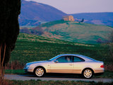 Photos of Mercedes-Benz CLK-Klasse (C208) 1997–2002