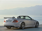 Photos of Mercedes-Benz CLK AMG DTM Cabrio (A209) 2006