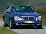 Pictures of Mercedes-Benz CLK 230 Kompressor (C208) 1997–2002