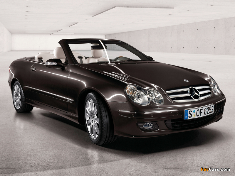 Pictures of mercedes benz clk 320 cdi cabrio a209 2005 for Mercedes benz clk 320 cabrio