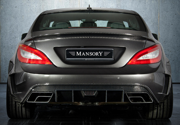Images Of Mansory Mercedes Benz Cls 63 Amg C218 2012 640x480