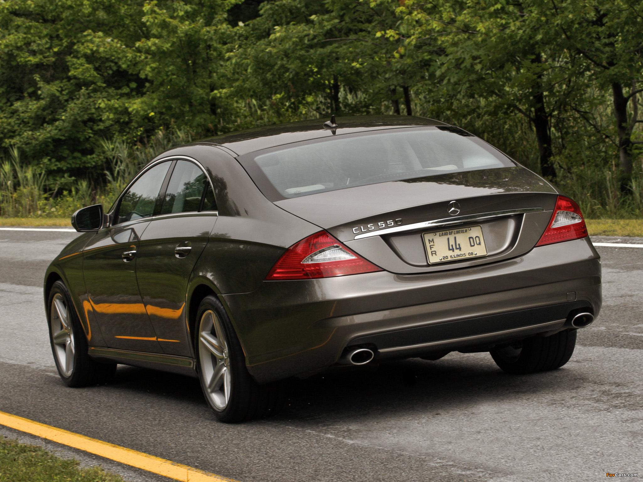 Mercedes benz cls 550 c219 2007 10 images 2048x1536 for 2007 mercedes benz cl 550
