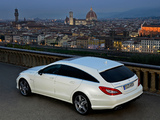Mercedes-Benz CLS 63 AMG Shooting Brake (X218) 2012 images