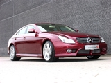 Kleemann CLS50K S8 (C219) 2005–10 wallpapers