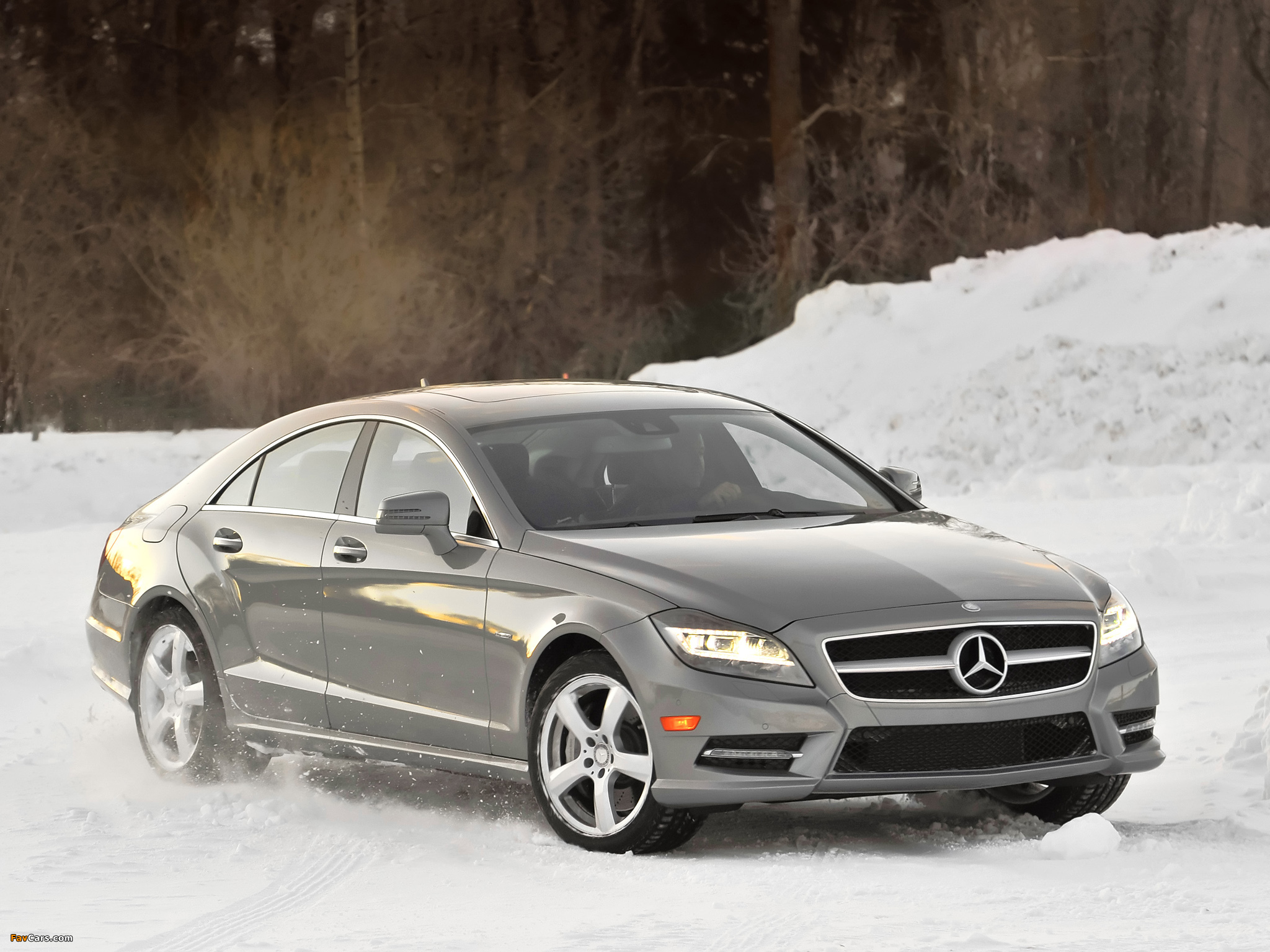 Wallpapers Of Mercedes Benz Cls 550 4matic Amg Sports