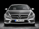 Mercedes-Benz CLS 500 Shooting Brake (X218) 2012 wallpapers