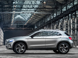 Images of Mercedes-Benz Concept GLA 2013