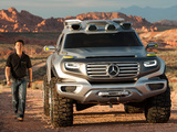 Mercedes-Benz Ener-G-Force Concept 2012 photos