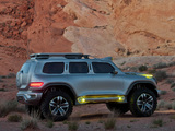 Mercedes-Benz Ener-G-Force Concept 2012 wallpapers