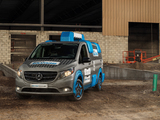Renntech Mercedes-Benz Metris MasterSolutions Toolbox Concept 2017 photos