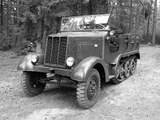 Daimler-Benz DB10 (Sd.Kfz.8) 1939–44 wallpapers
