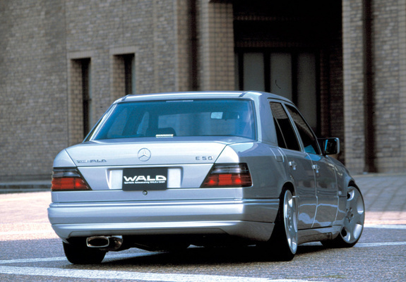Images of wald mercedes benz e klasse executive line w124 for Mercedes benz 1990 e300