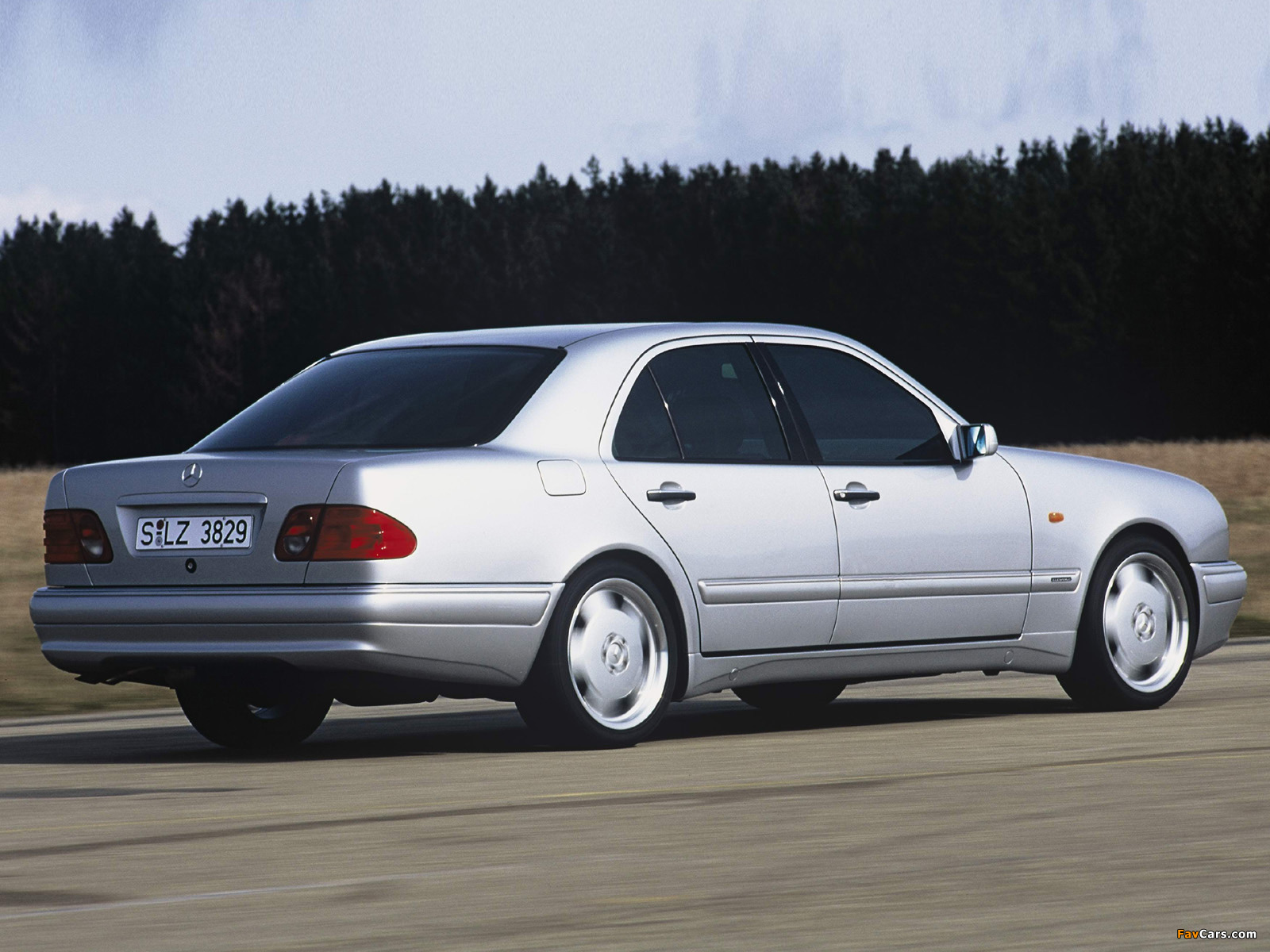 Images of mercedes benz e 50 amg w210 1996 97 1600x1200 for 97 mercedes benz