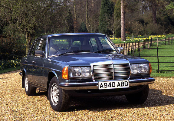 Mercedes benz e klasse uk spec w123 1976 85 photos for 85 mercedes benz