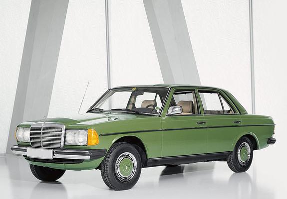 Mercedes benz e klasse w123 1976 85 pictures for 85 mercedes benz