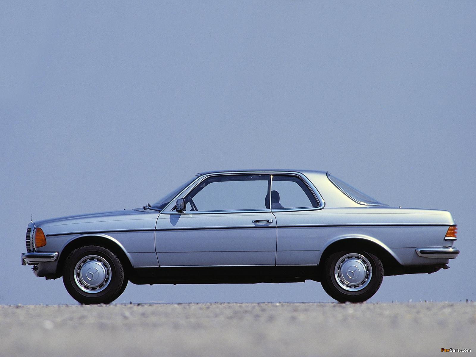 Mercedes benz e klasse coupe c123 1977 85 wallpapers for 85 mercedes benz