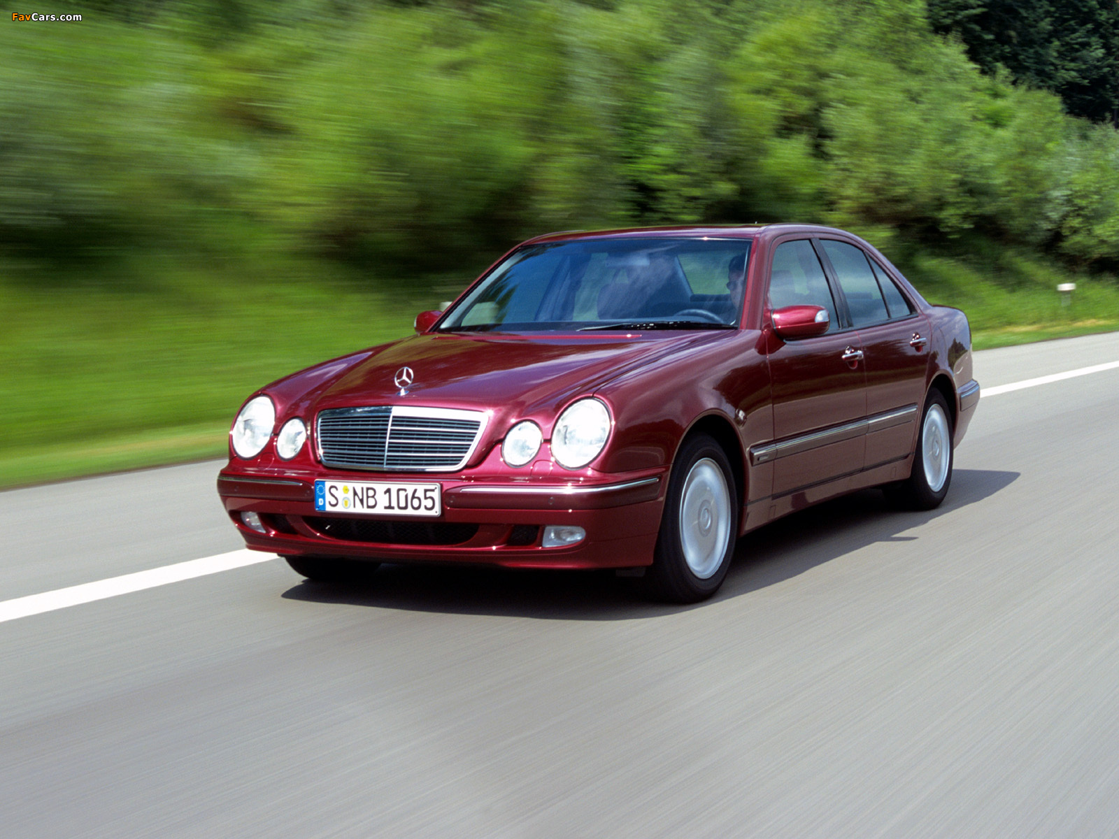 Mercedes benz e klasse w210 1999 2002 images 1600x1200 for Mercedes benz com br