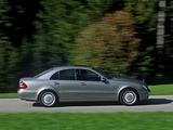 Mercedes-Benz E 280 CDI 4MATIC (W211) 2002–06 wallpapers
