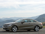 Mercedes-Benz E 350 CDI Coupe (C207) 2009–12 photos