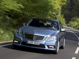 Mercedes-Benz E 500 AMG Sports Package (W212) 2009–12 wallpapers