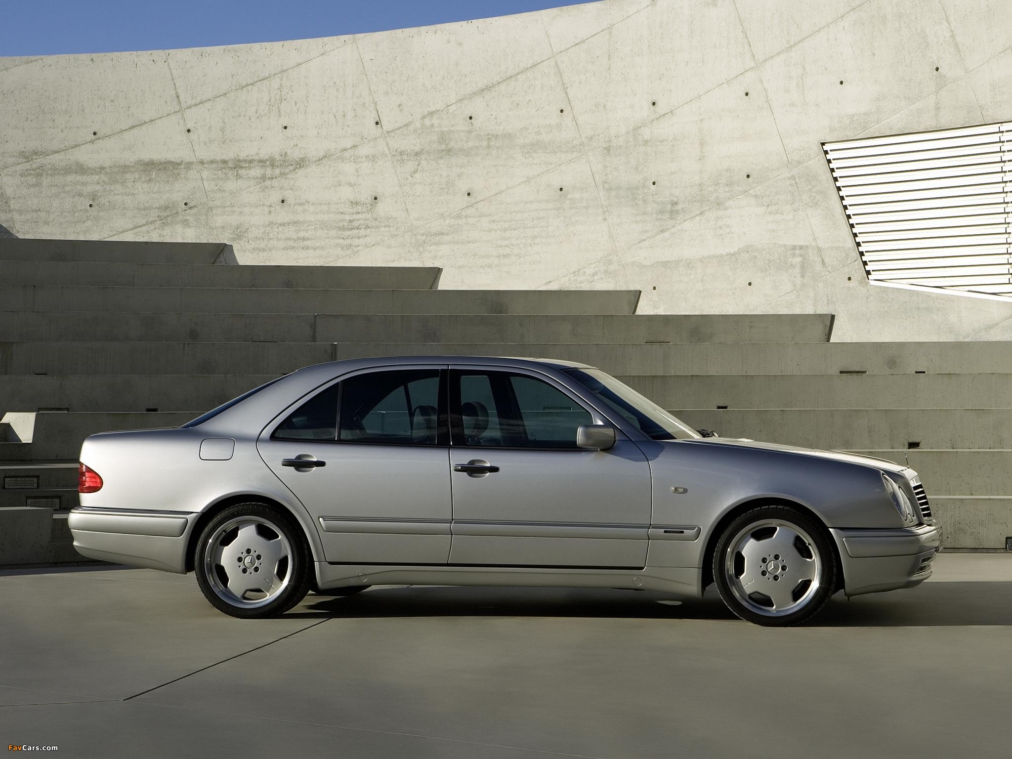 Photos of mercedes benz e 50 amg w210 1996 97 2048x1536 for 97 mercedes benz