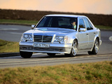 Mercedes-Benz E 500 Limited (W124) 1995 wallpapers