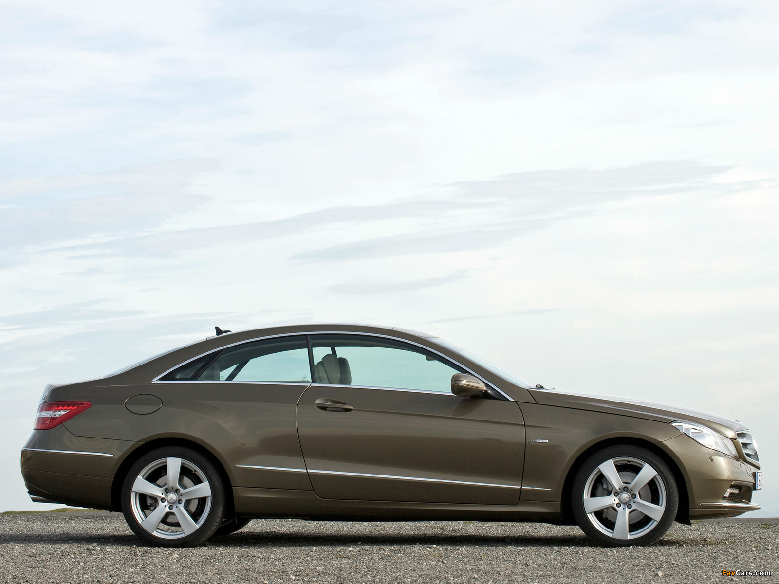 Wallpapers Of Mercedes Benz E 350 Cdi Coupe C207 2009 12